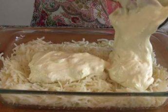 Потрясающая картофельная запеканка, которая сводит ВСЕХ с ума!